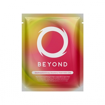 Beyond Gaming Booster - Strawberry Watermelon Lime