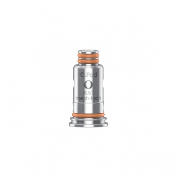 GeekVape - G Coil 0,6 Ohm 5er Pack ( WENAX )