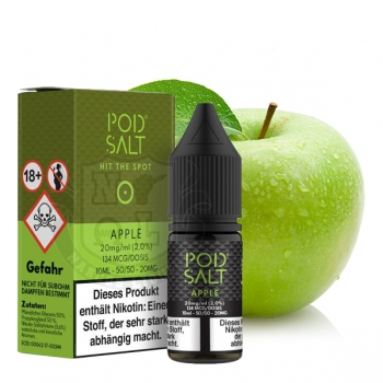 POD Salt - Apple Nikotinsalz
